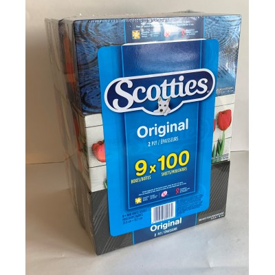 Mouchoirs Scotties